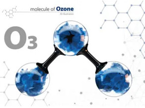 Researchers have proved that that ozone is effective in disinfecting Coronavirus