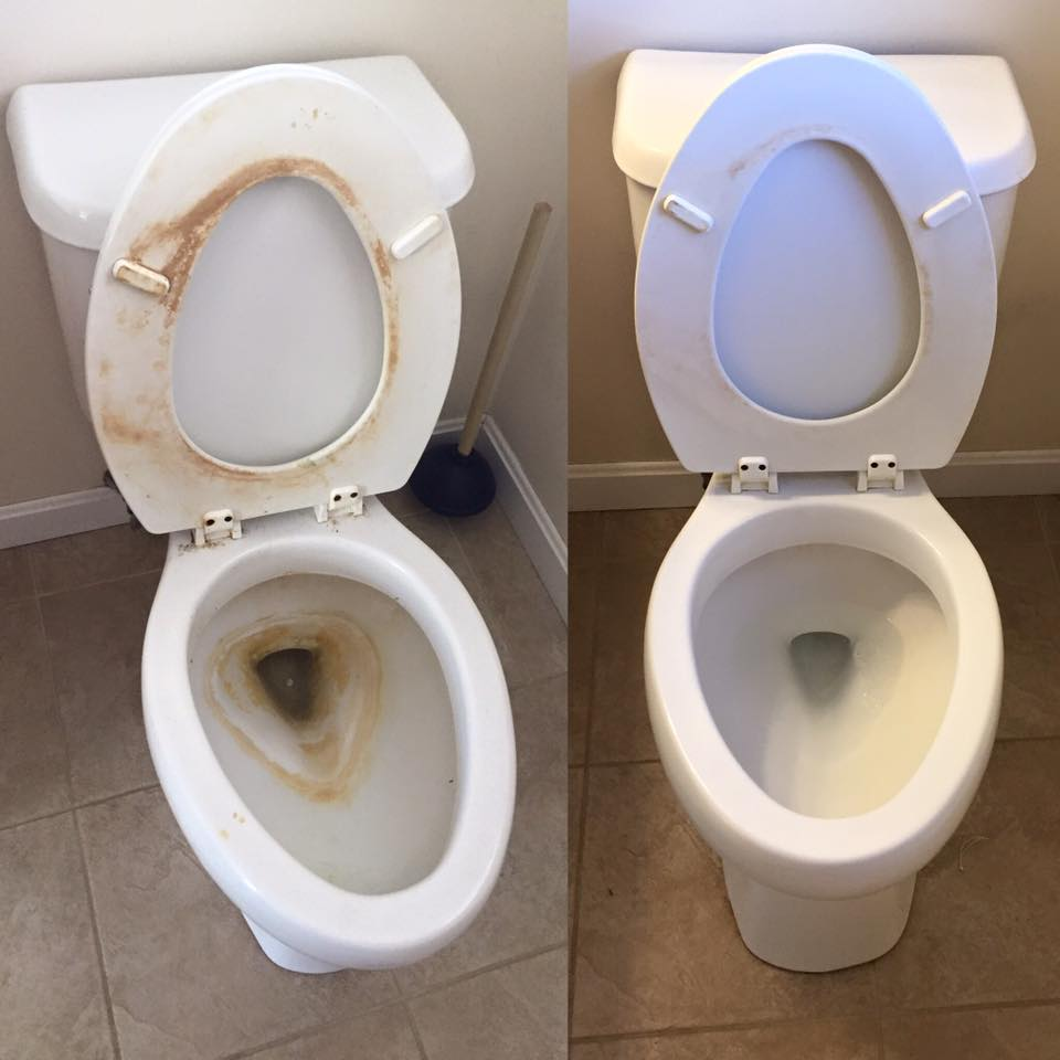 No need to replace that toilet!