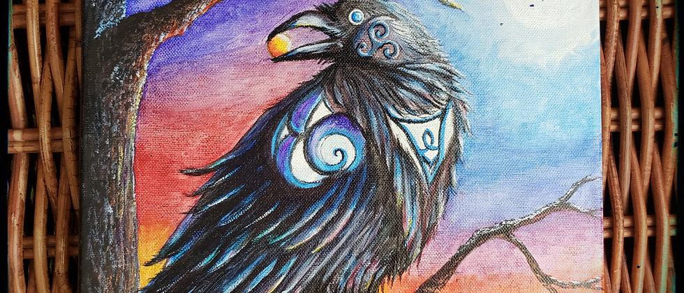 Raven Moonrise