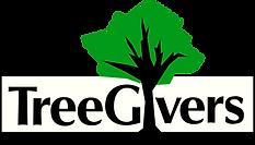 TreeGivers memorial trees logo