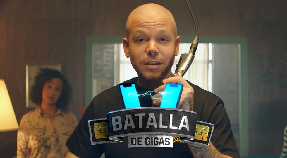 BATALLA DE GIGAS