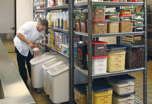 How to Improve Commercial Kitchen Food Storage?