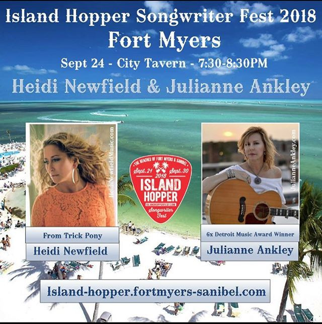 Island Hopper Songwriter Festival