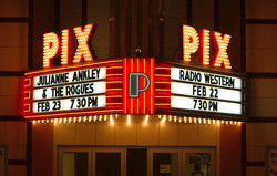 PIX Theater Marquee