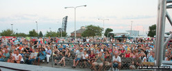 Bluewater Fest crowd