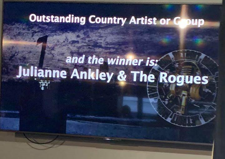 Detroit Music Award win!