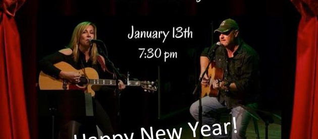 PIX Theatre presents Julianne Ankley and Gary Hannan