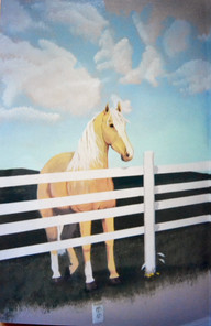 Private Mural for Child's Room