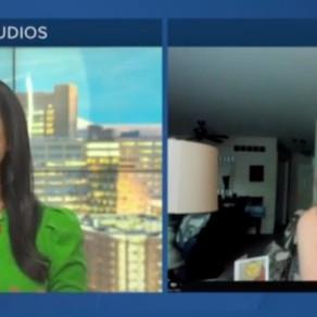 WXYZ-TV live Interview