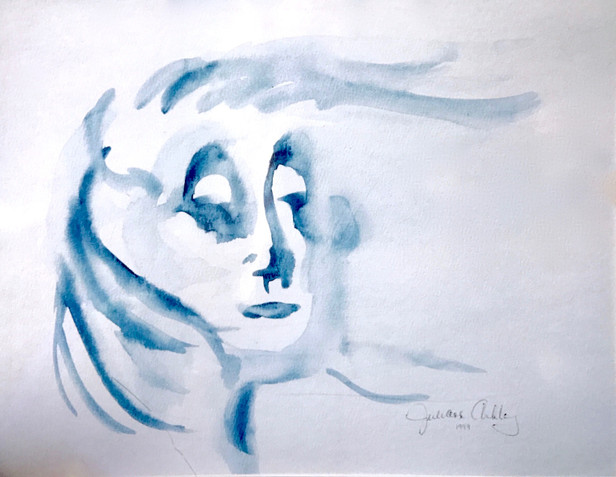 The Blue Lady