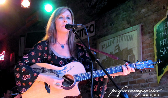 for Performing Writer in Nashville