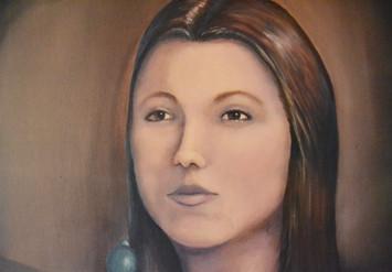 Joan of Ark (detail)