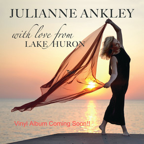 """""""With Love from Lake Huron"""" is here!"""