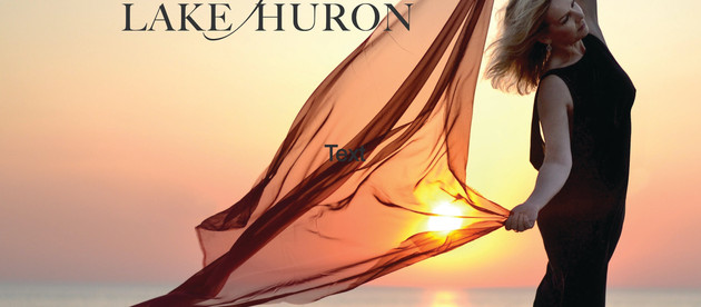 """With Love from Lake Huron"" is here!"