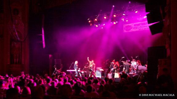 Fillmore Detroit with Barbara Payton, Jill Jack, David Shelby, and the Rogues