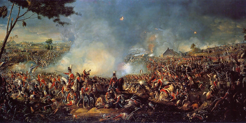 Who really won Waterloo?