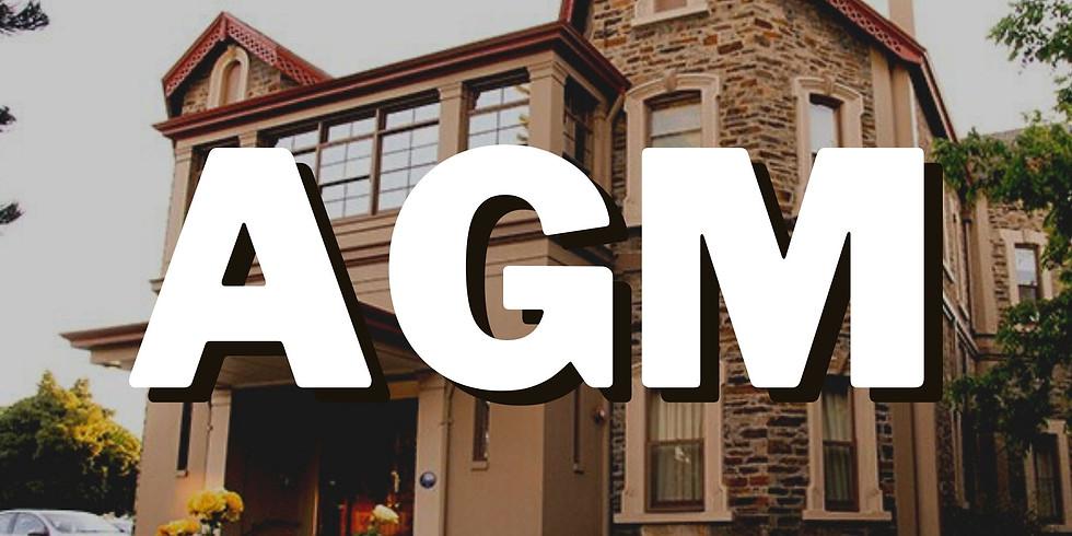 AGM & Post AGM Dinner