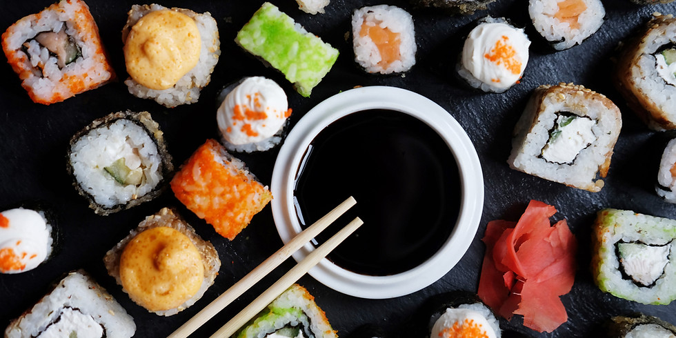 Club Cooking Experience - Sushi