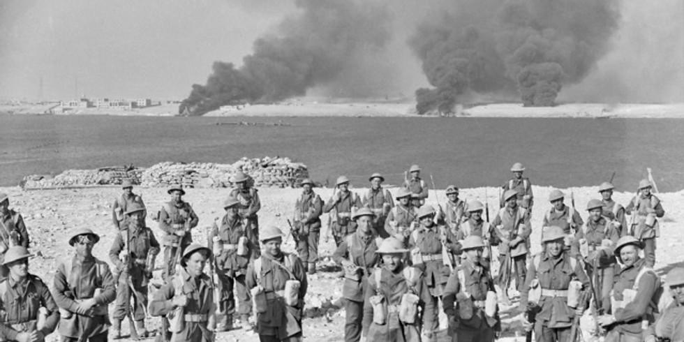 The Australians in the Western Desert 1940 - 1942