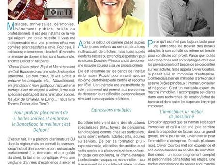 À vos Wasquehaliens ! (revue municipale).