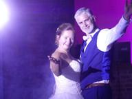 Mise en lumière ouverture de bal - MARIAGE