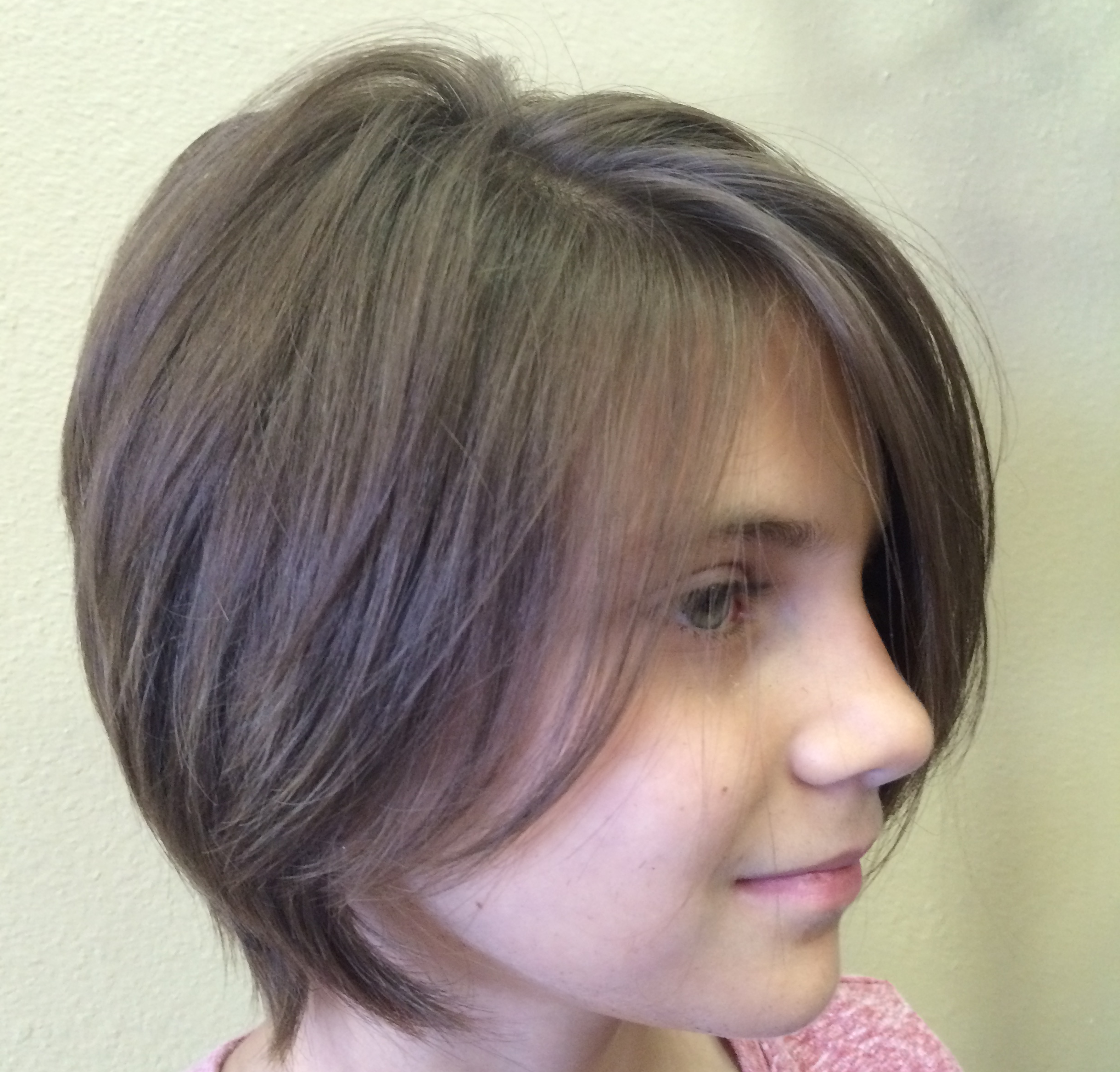 Girl's Cut (12 yrs old & under)