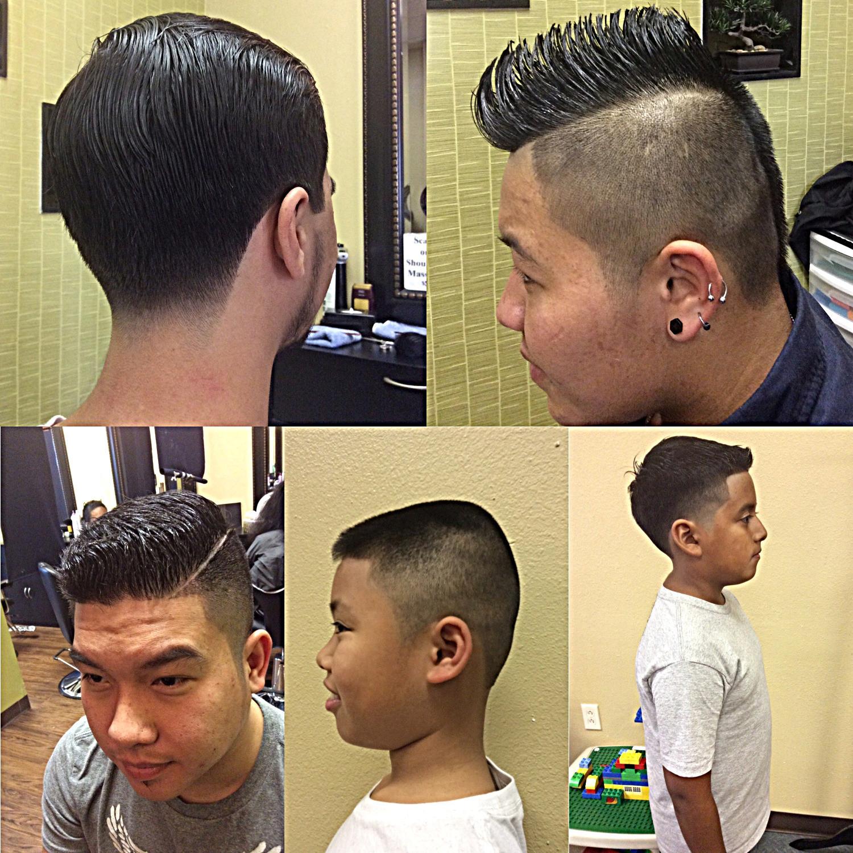 Boy's Cut (12 yrs old & under)