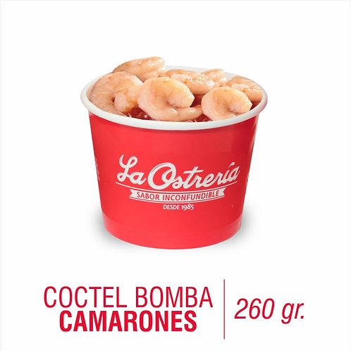Coctel Bomba de camarones
