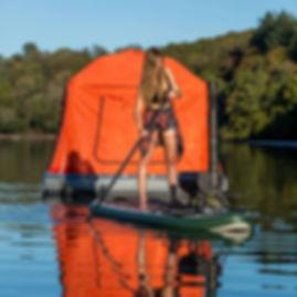 Camp Float Shoal Tent