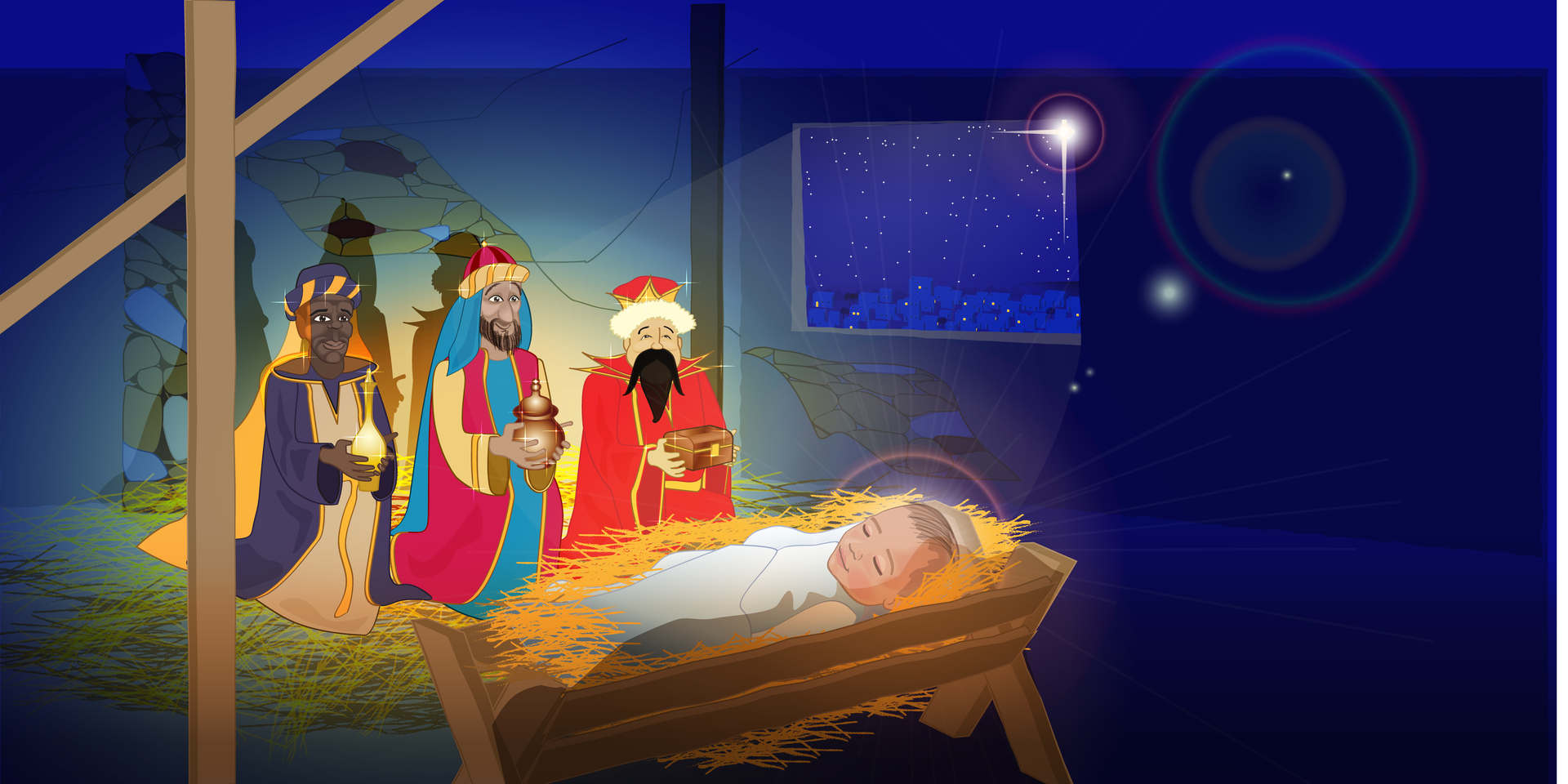 As yet untitled Nativity Story