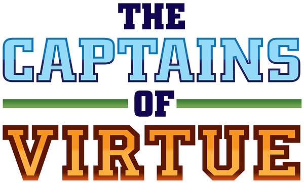 CAPTAINS OF VIRTUE logo