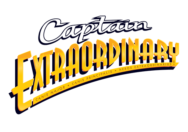 Captain Extraordinary Logo