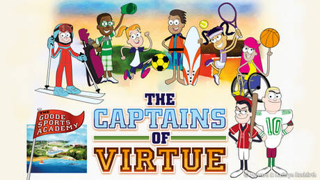 Rushfirth Studios Characters: The Captains of Virtue