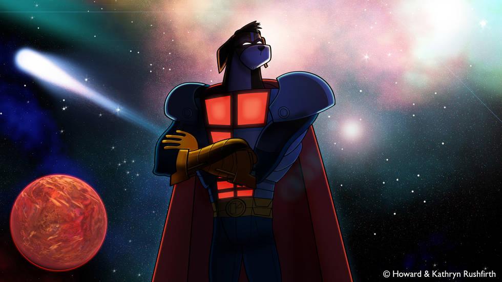 Captain Extraordinary® Hero image