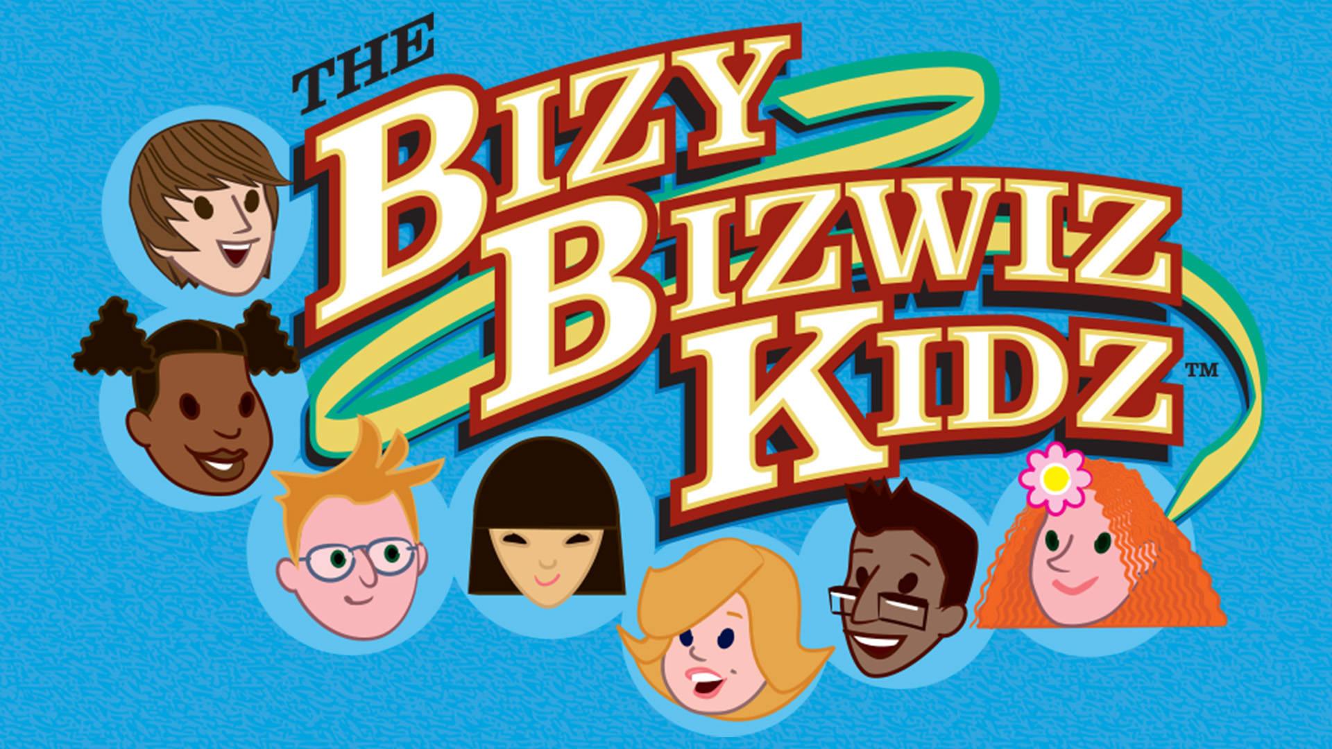 Bizy Bizwiz Kidz Title Card