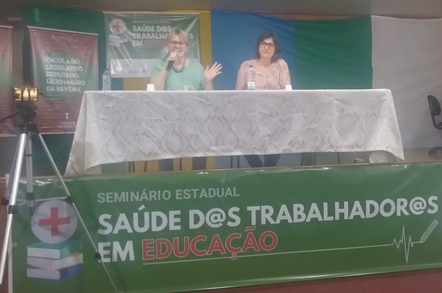 Foto: Divulgação/SINTE-SC