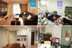 【品牌推廣專欄】昊恩空間設計,雜亂屋大變身!舊屋翻新系統家具分享。