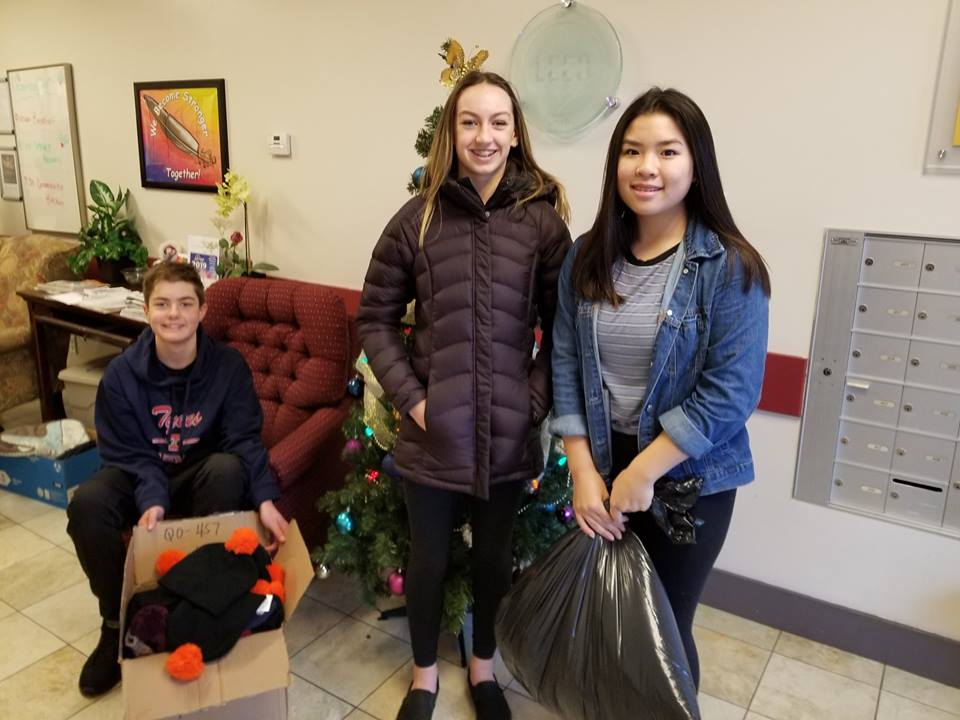 Southgate Middle School 2018 Donation