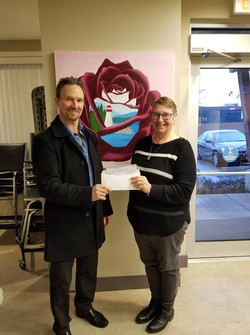 Royal LePage Advance Realty 2019 Donation