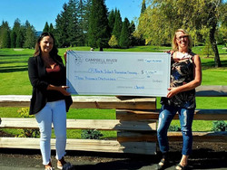 Campbell River Golf & Country Club 2020 Donation