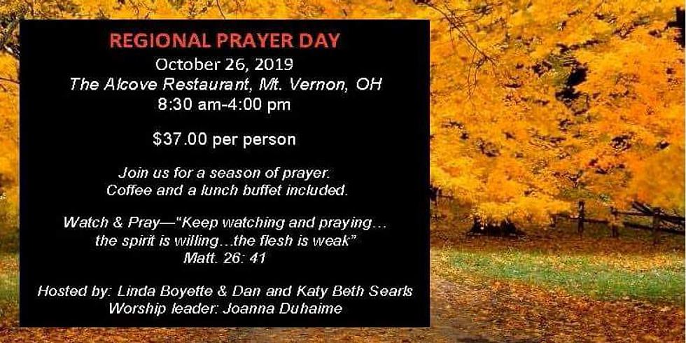 Regional Prayer Day