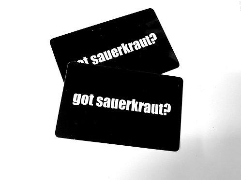 Grand Duke's Restaurant Gift Card