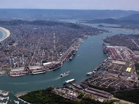 Será que o Porto de Santos é internacional?