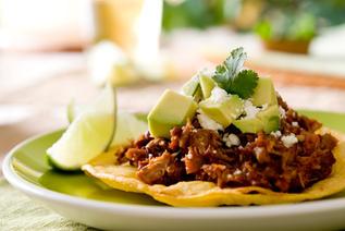Delicious Double-Up Pork Tacos Al Pastor