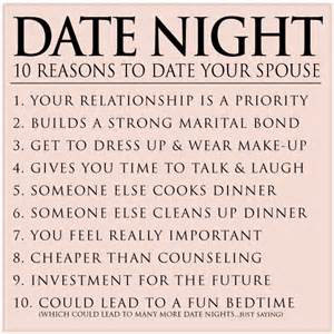 14 Ideas for Dating Your Wife
