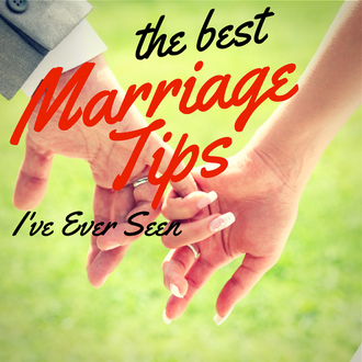 Best Marriage tips EVER