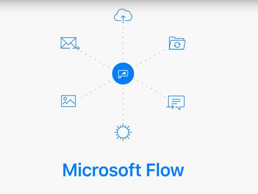 Microsoft Teams + Microsoft Flow (Intro)
