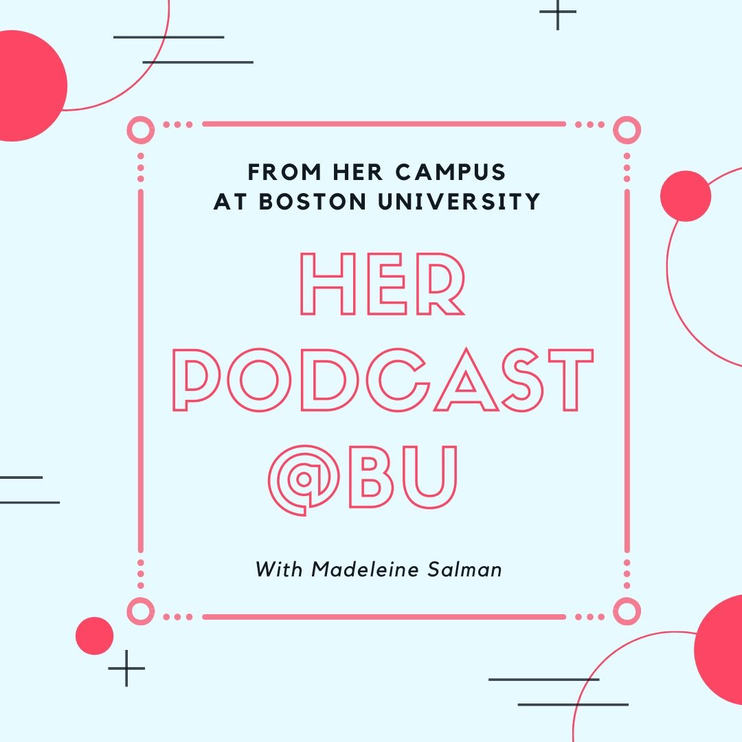 Her Podcast @BU cover