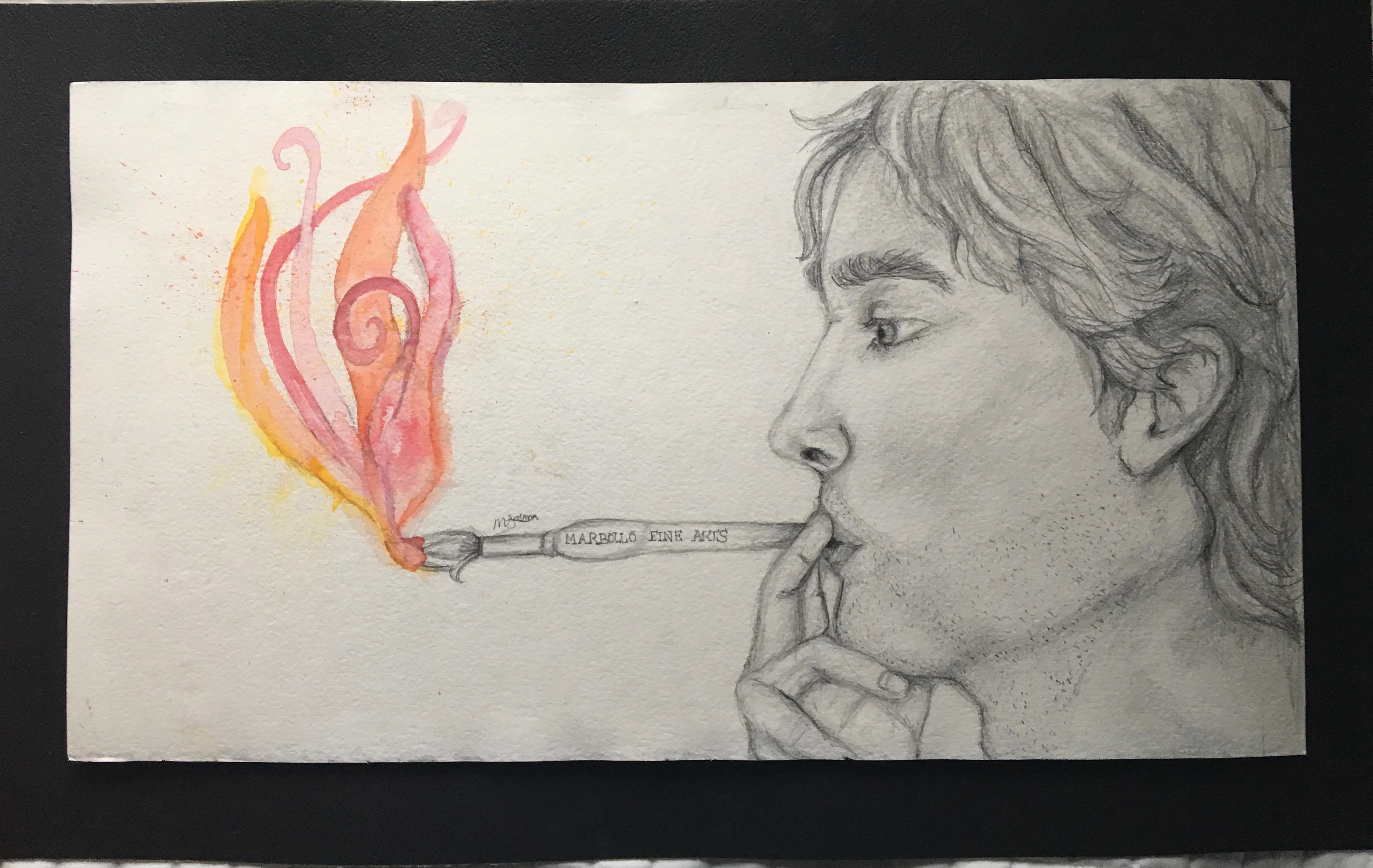 """""""The Chain Smoker"""""""