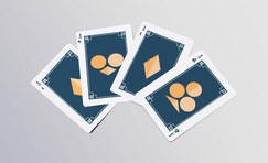 Suits: Branded Playing Cards